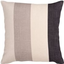 Surya Solid/Striped Simple Stripe pillow Collection