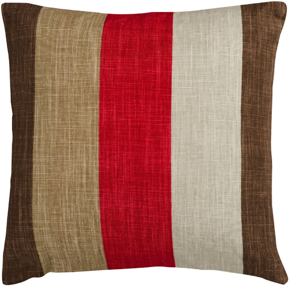 surya simple stripe solid/striped decorative pillow collection
