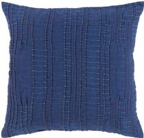 Surya Solid/Striped Keaton pillow Collection