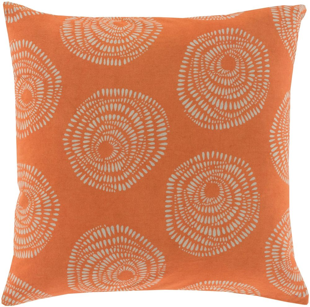 surya sylloda country & floral decorative pillow collection
