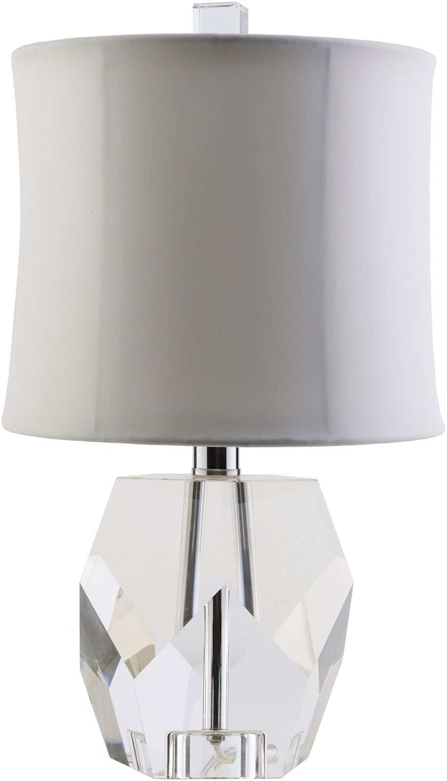 surya miramar contemporary table lamp