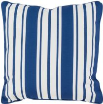 Surya Solid/Striped Nautical Stripe pillow Collection
