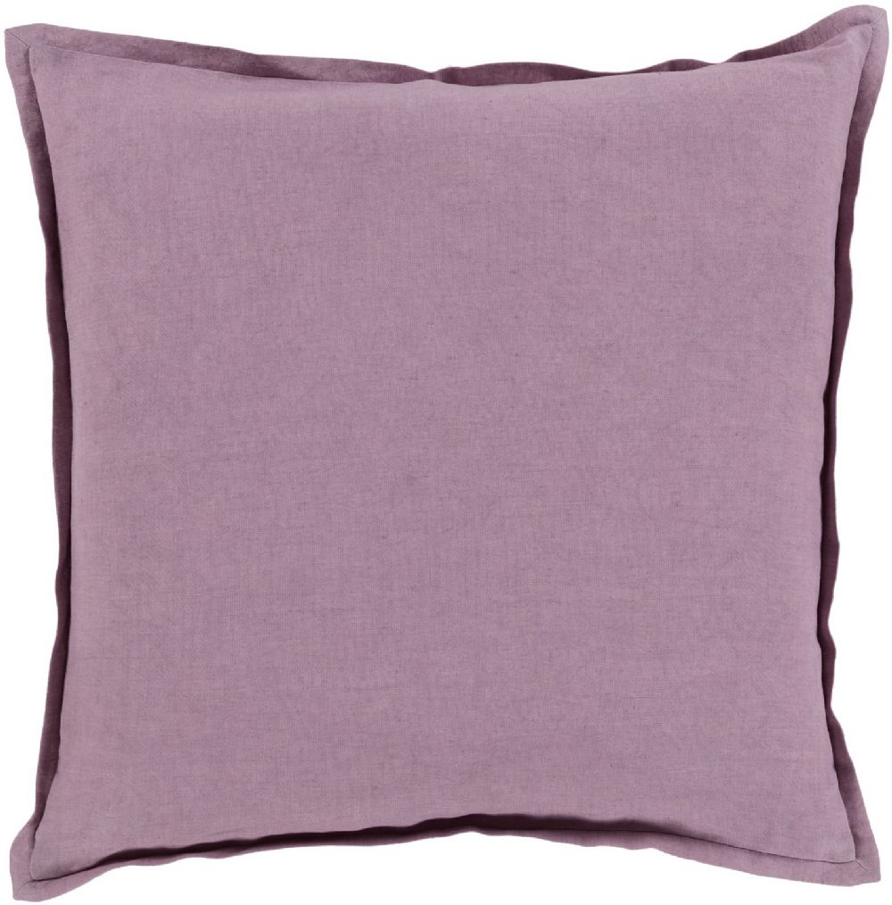 surya orianna solid/striped decorative pillow collection