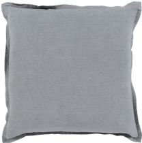 Surya Solid/Striped Orianna pillow Collection