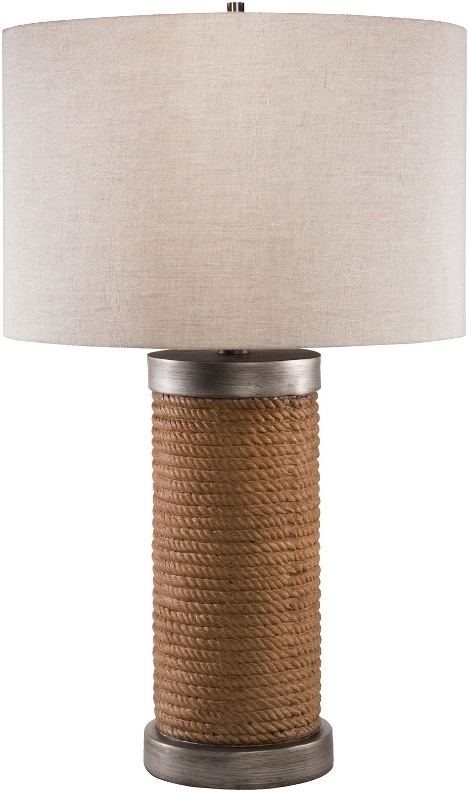 surya owen contemporary table lamp
