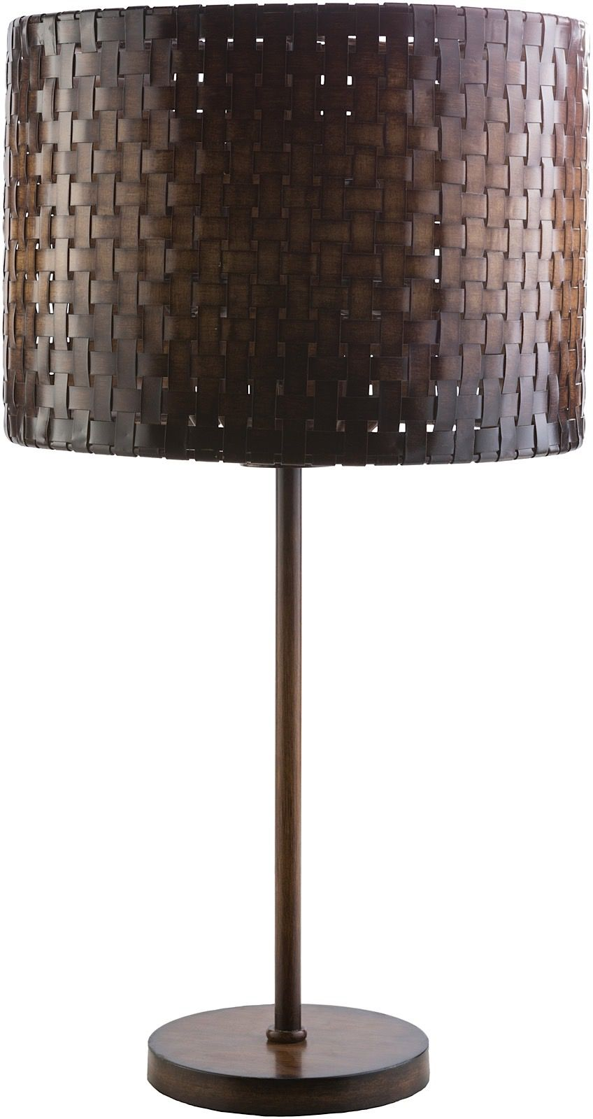 surya preston contemporary table lamp