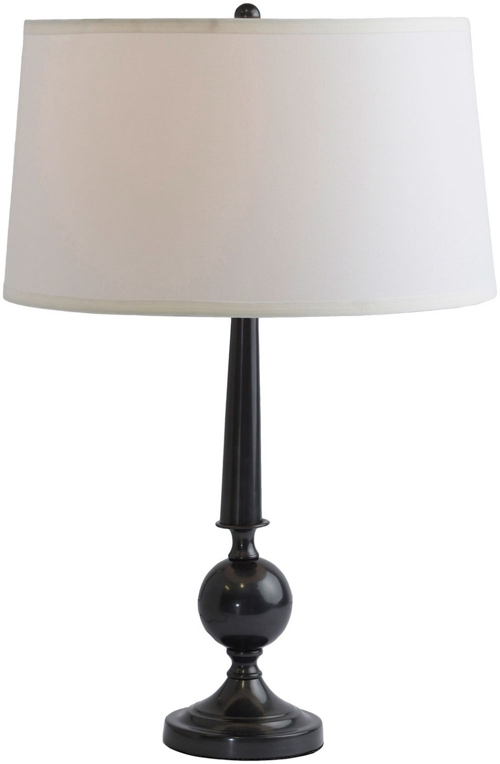 surya paxton contemporary table lamp