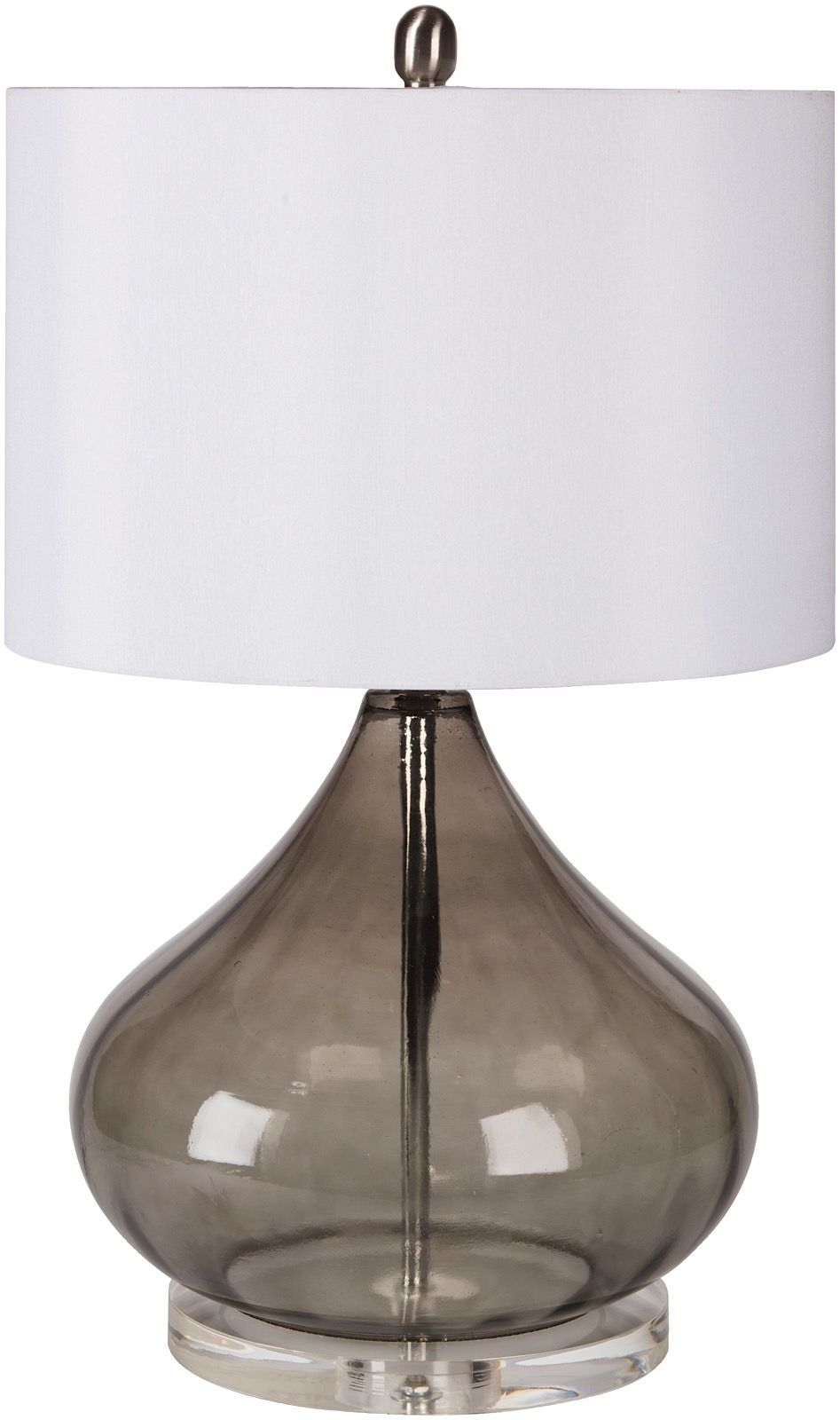 surya pyrus contemporary table lamp