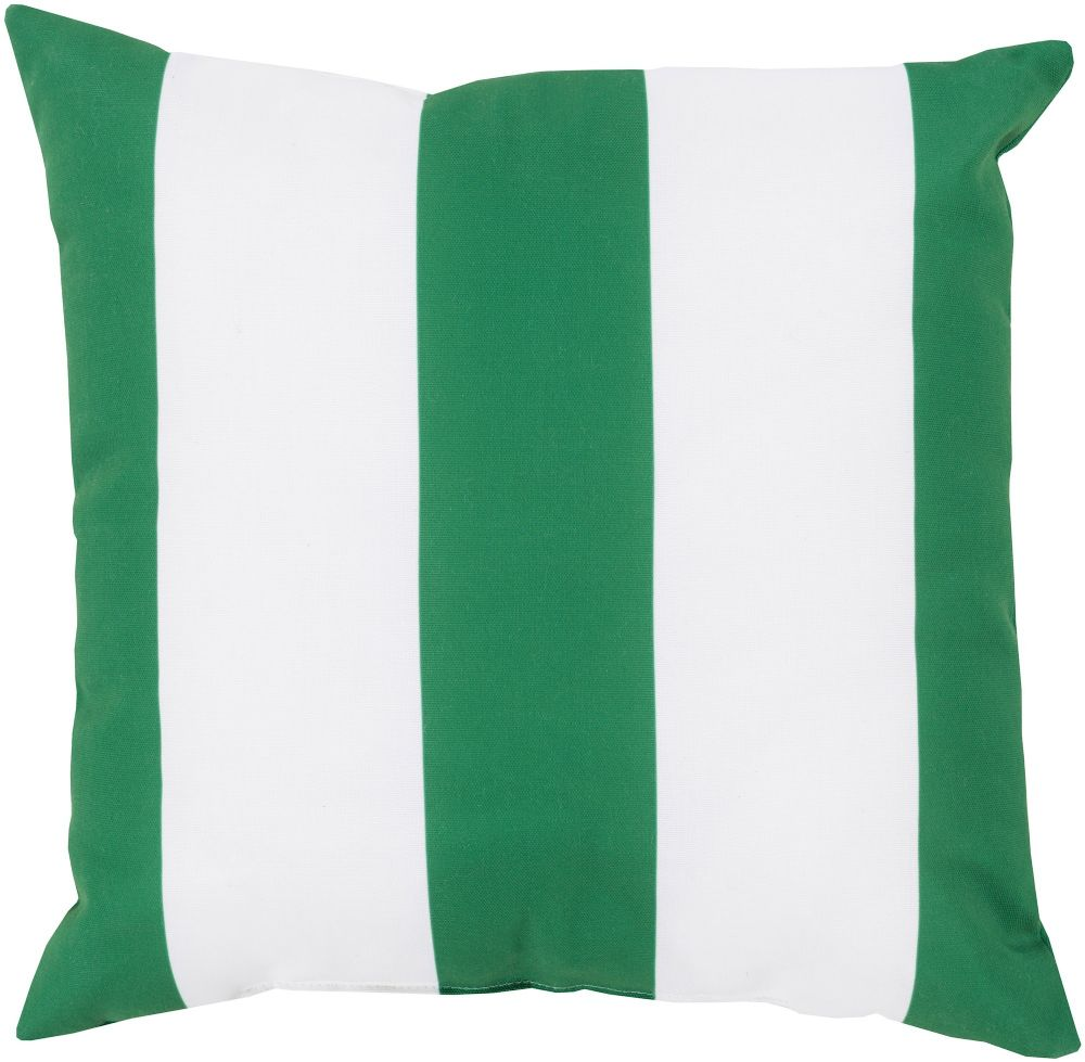 surya rain solid/striped decorative pillow collection