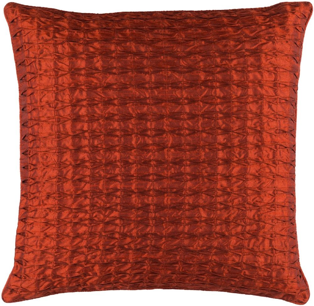 surya rutledge solid/striped decorative pillow collection