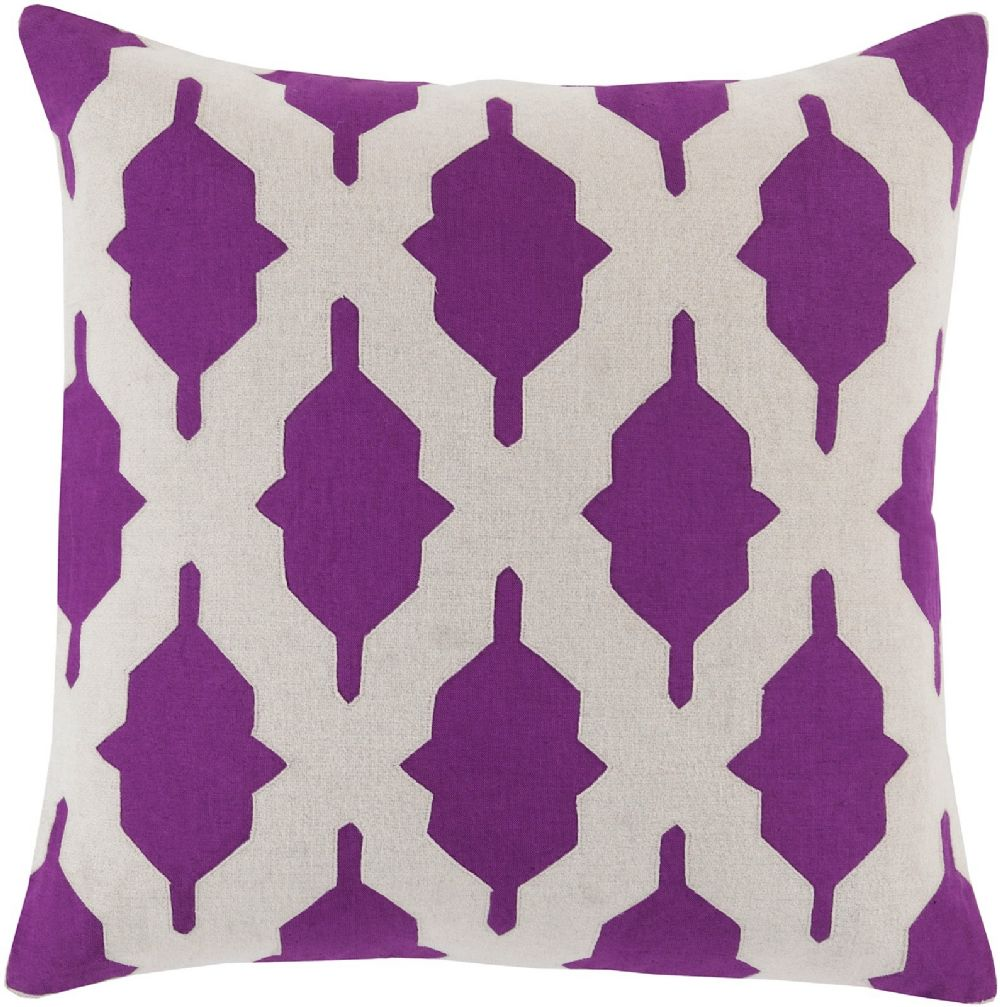 surya salma contemporary decorative pillow collection