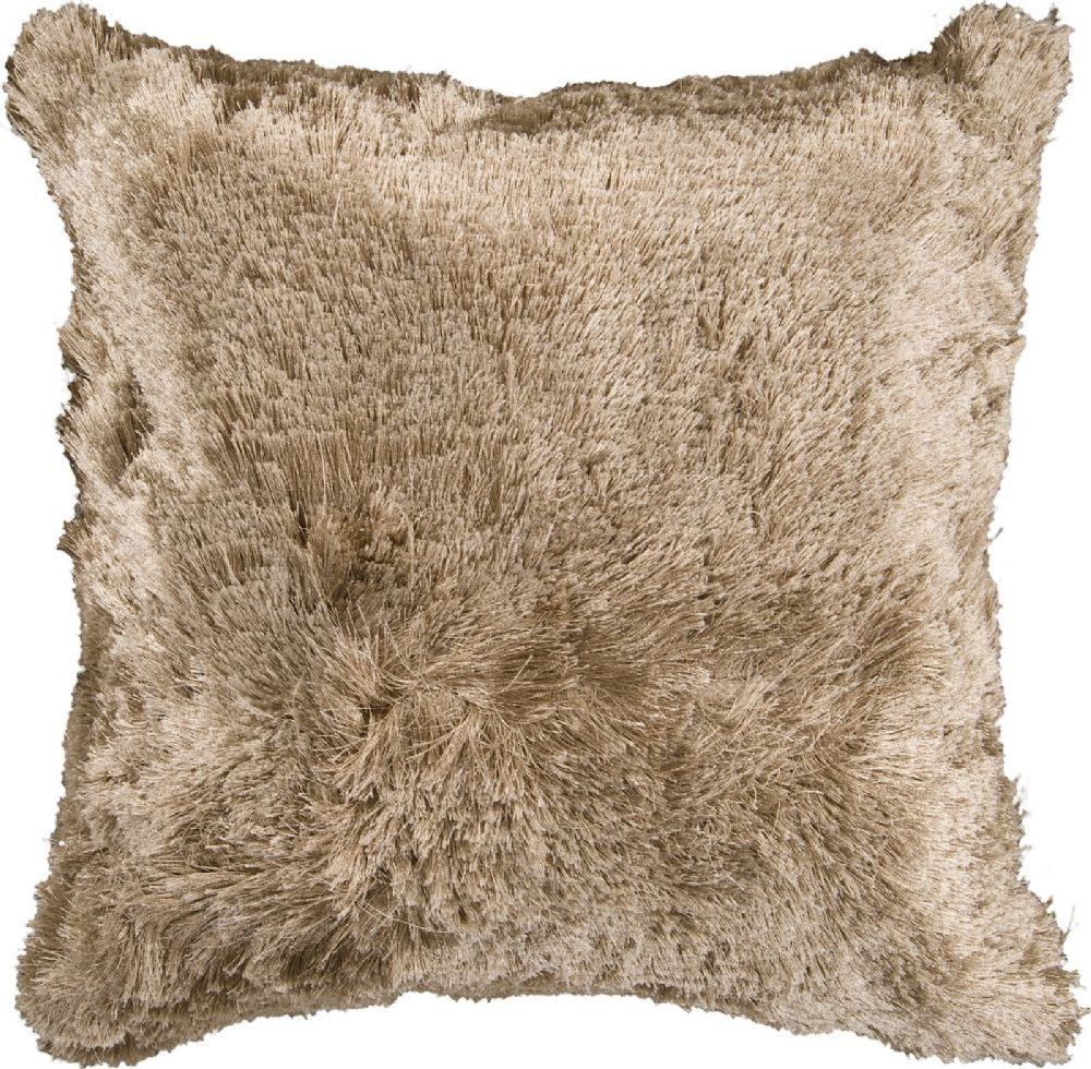surya stealth shag decorative pillow collection
