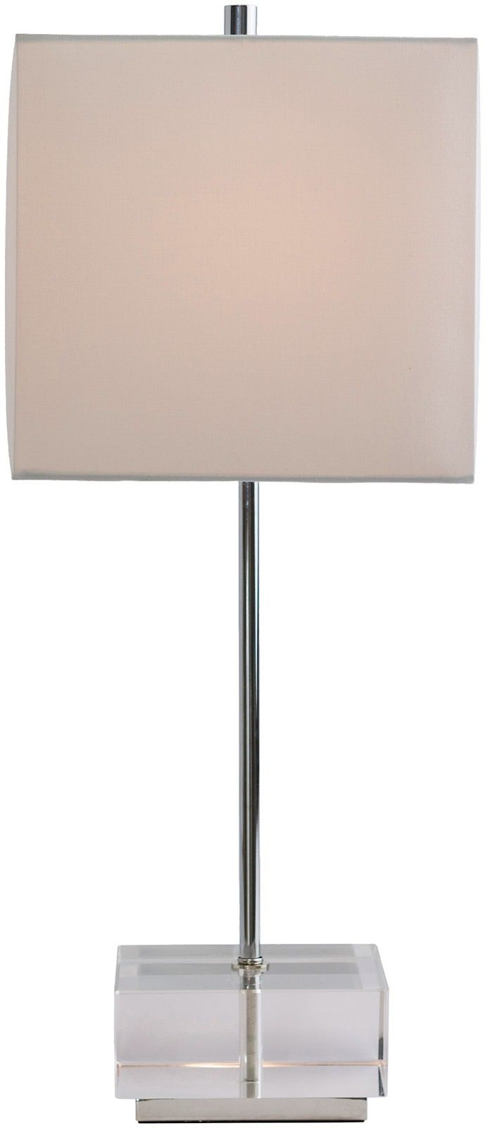 surya santana contemporary table lamp