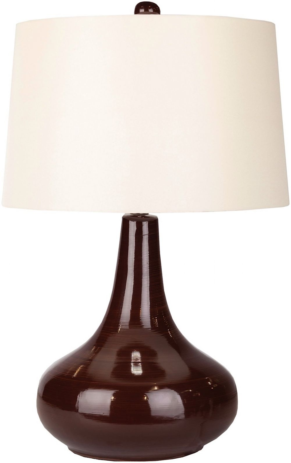 surya sicily contemporary table lamp