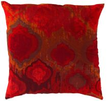 Surya Contemporary Watercolor pillow Collection