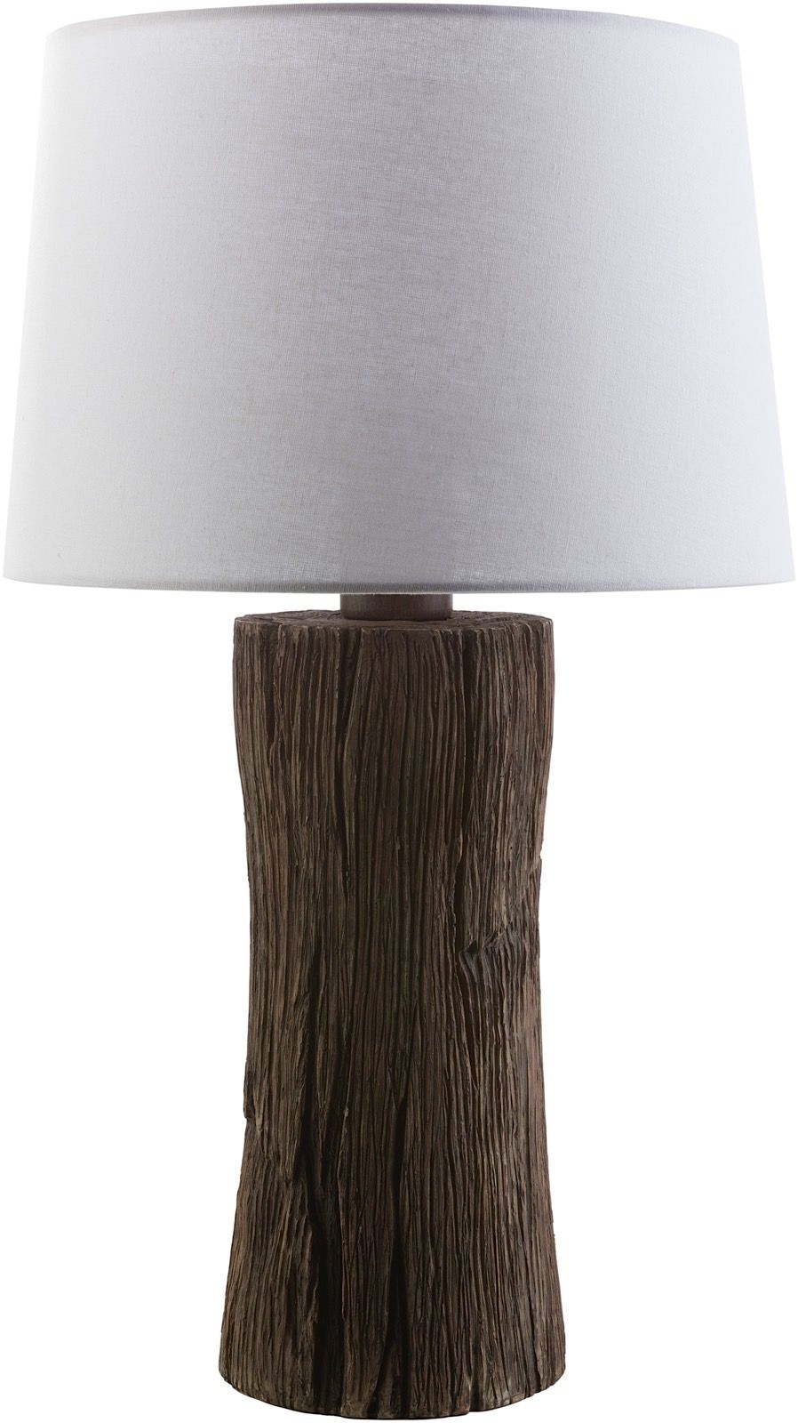 surya sycamore novelty table lamp