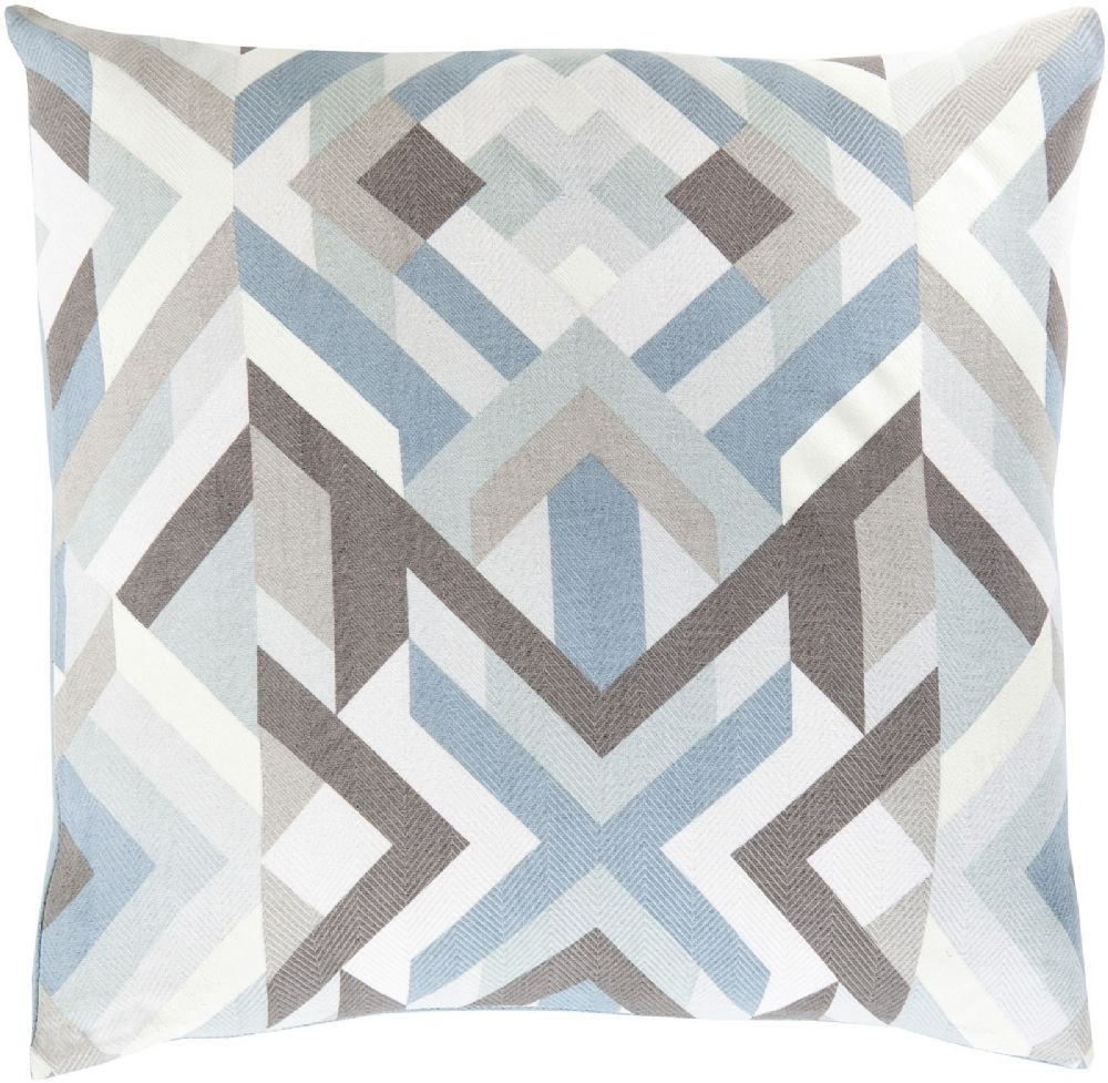surya teori contemporary decorative pillow collection