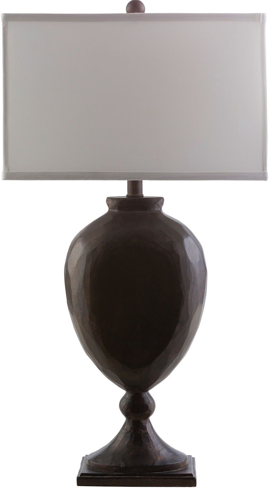 surya trotter contemporary table lamp