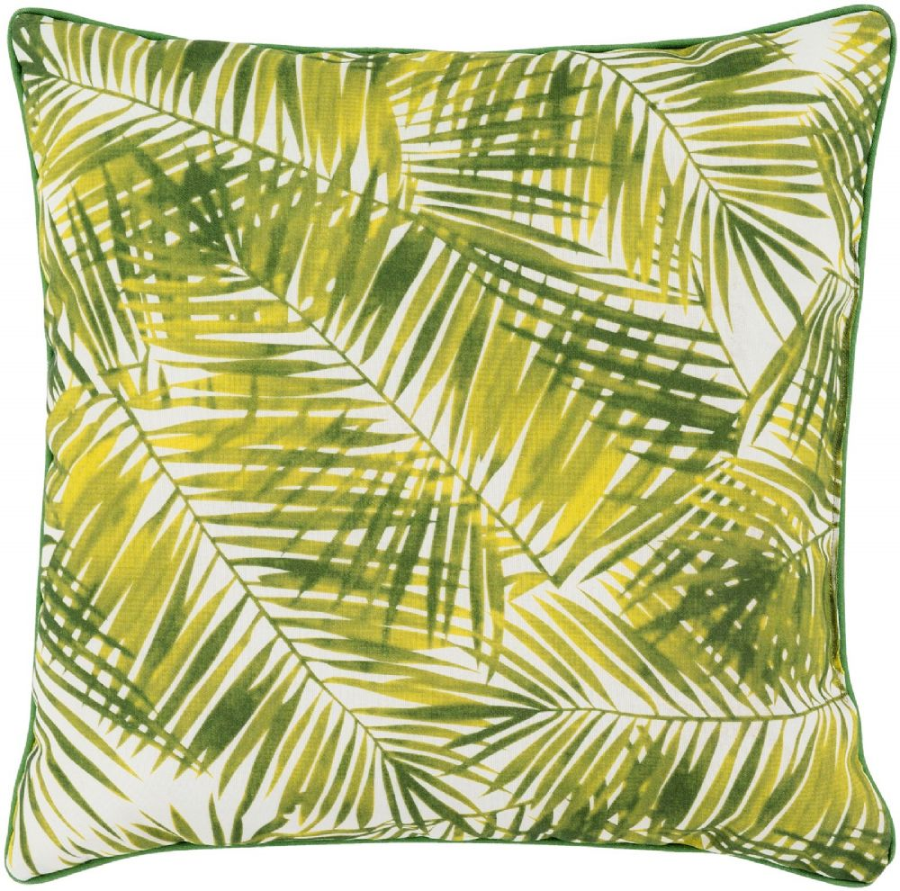 surya ulani country & floral decorative pillow collection