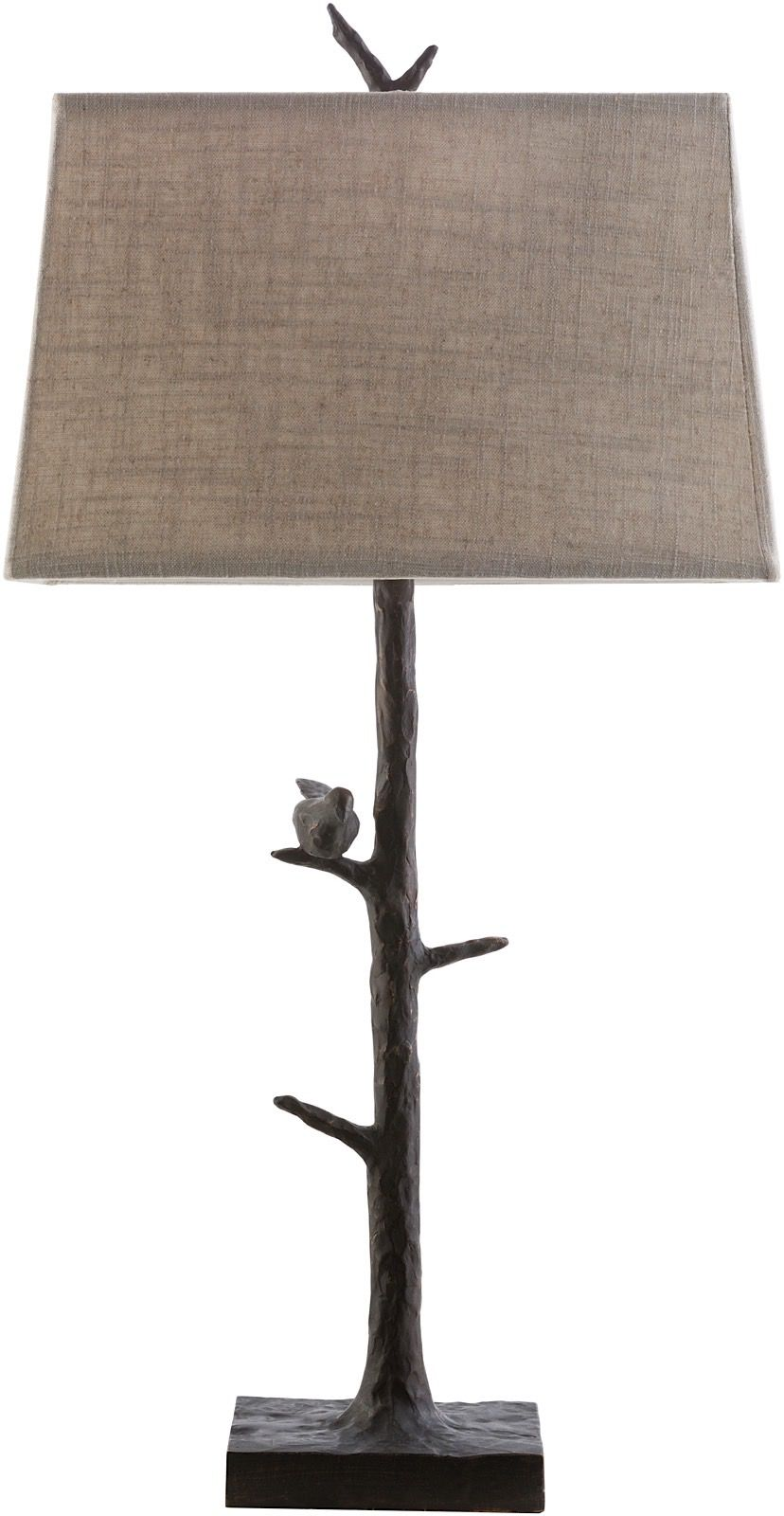 surya weber novelty table lamp