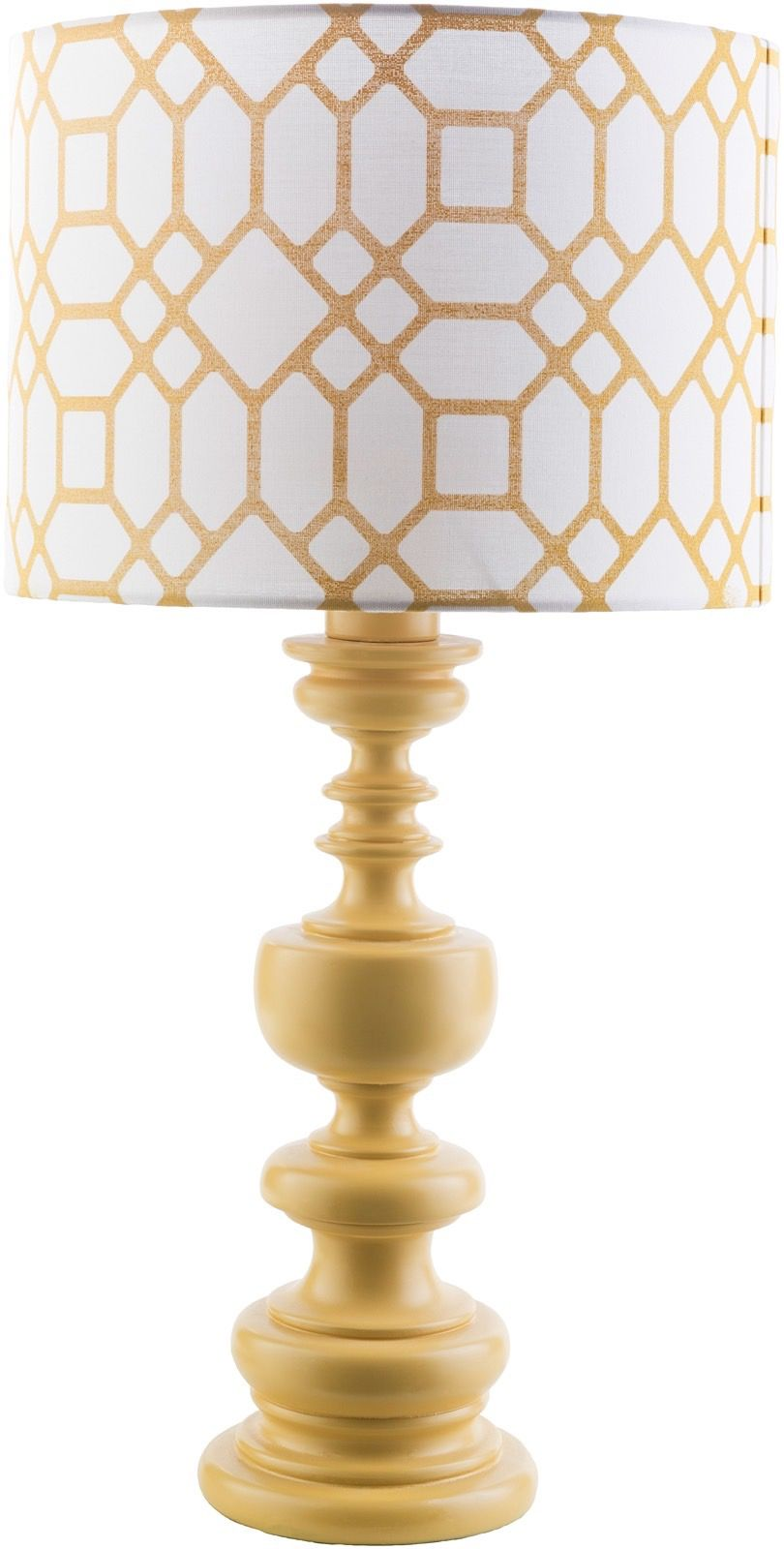 surya wilson contemporary table lamp