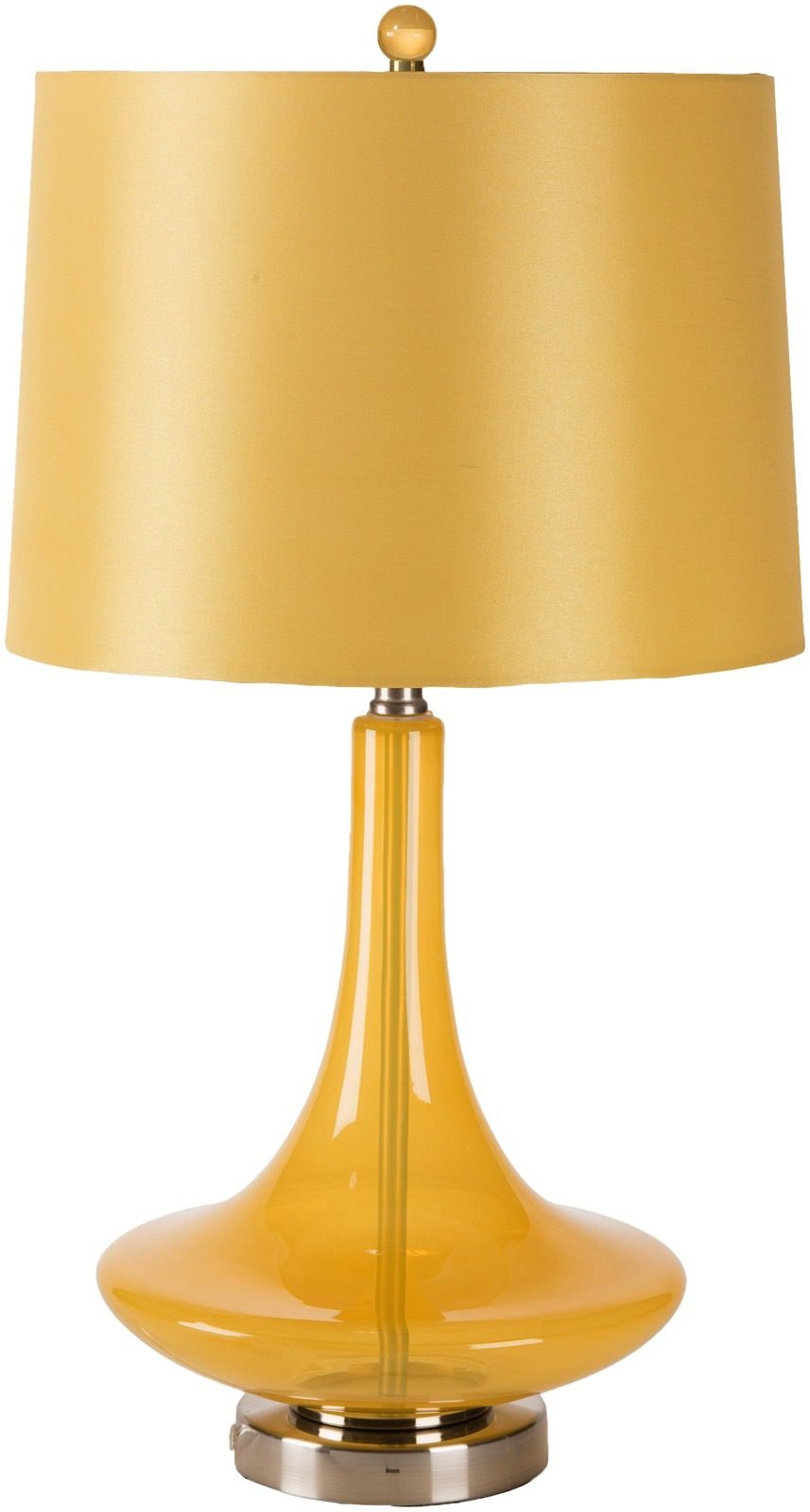 surya zoey contemporary table lamp