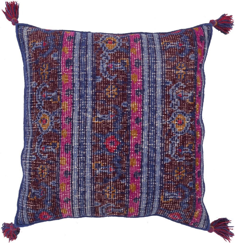 surya zahra contemporary decorative pillow collection