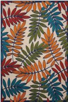 Nourison Country & Floral Aloha Area Rug Collection