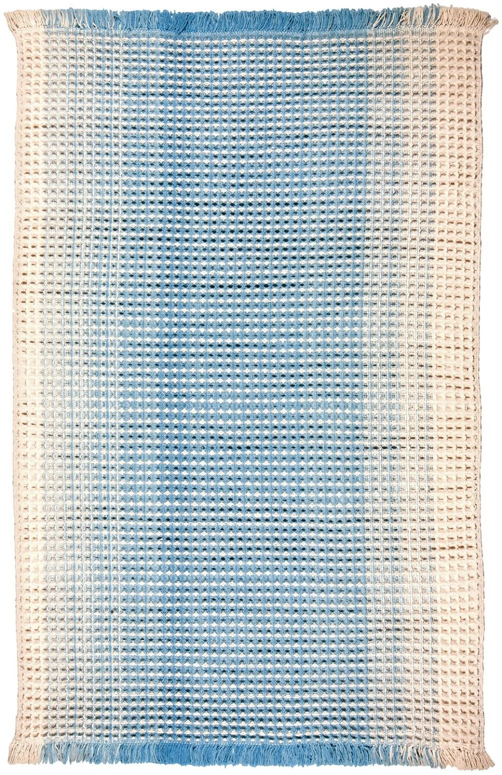 surya hannah solid/striped area rug collection