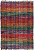 RugPal Solid/Striped Oahu Area Rug Collection