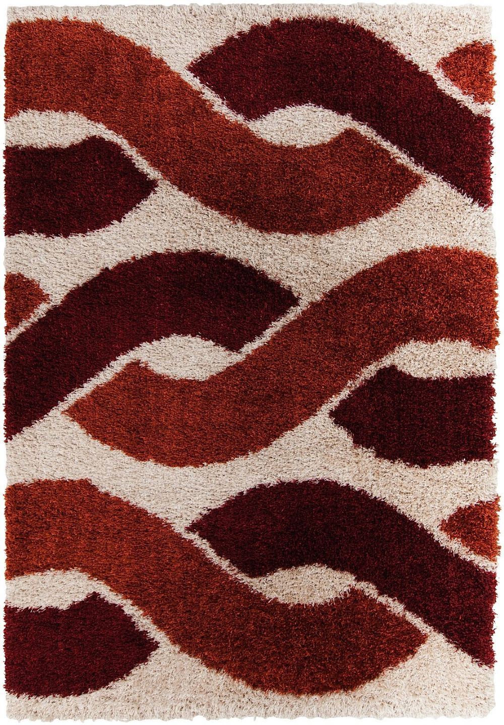surya los angeles shag area rug collection