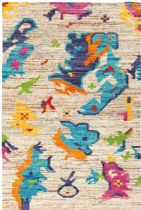RugPal Solid/Striped Cusco Area Rug Collection
