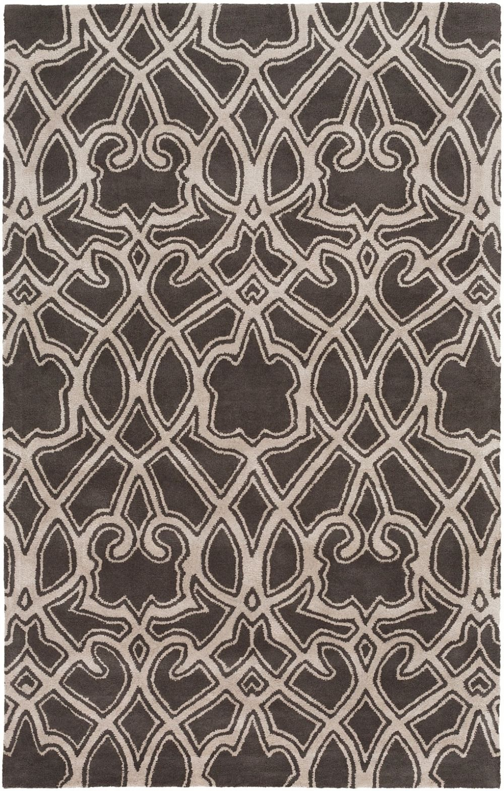 surya mount perry contemporary area rug collection
