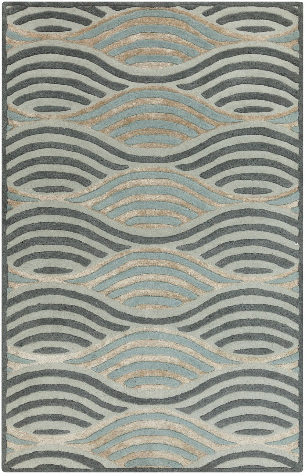surya universal contemporary area rug collection