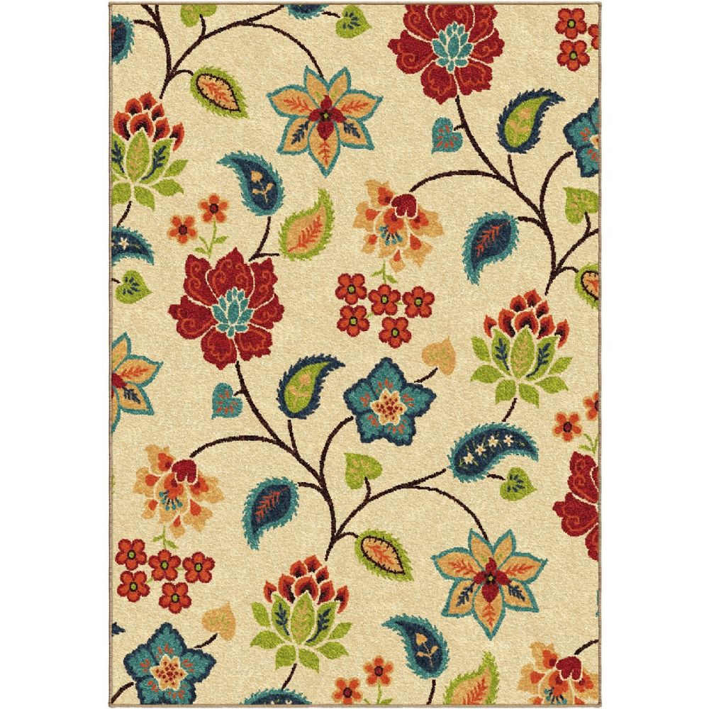 orian aruba country & floral area rug collection