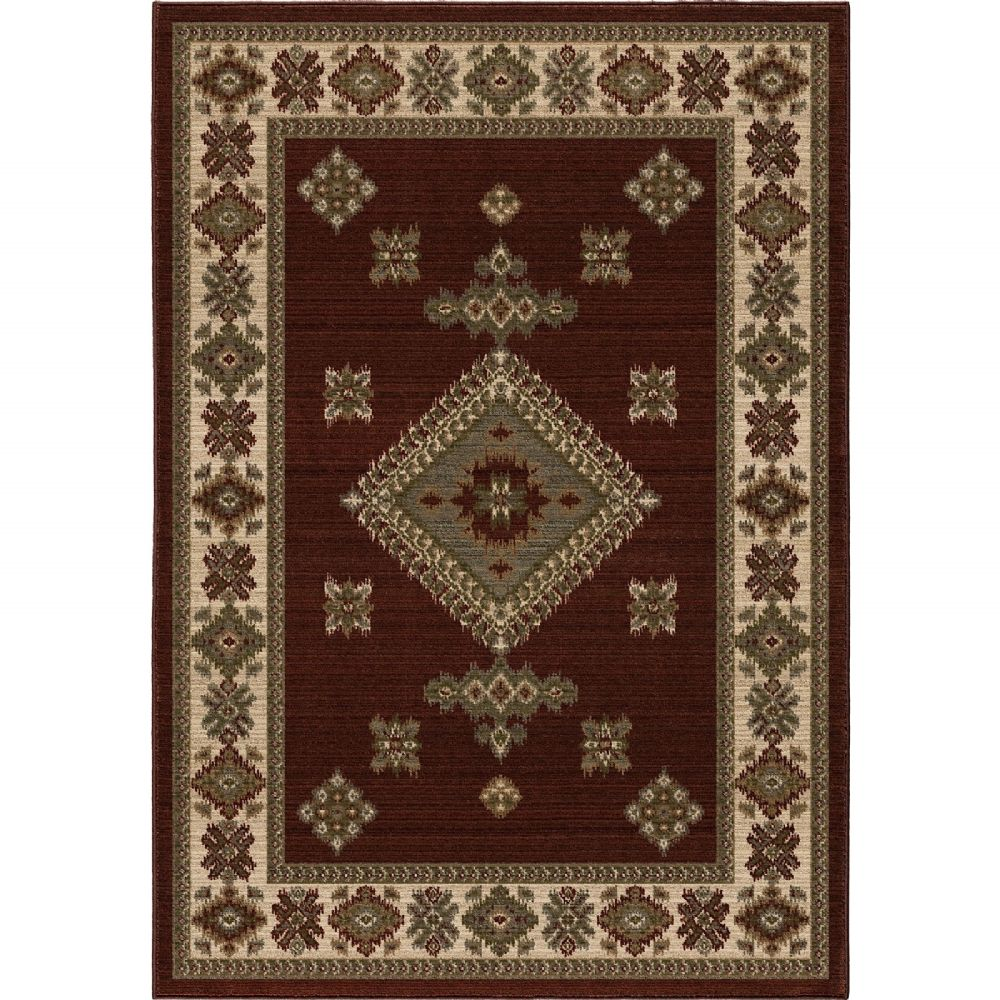 orian elegant revival southwestern/lodge area rug collection