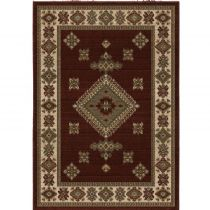 Orian Southwestern/Lodge Elegant Revival Area Rug Collection