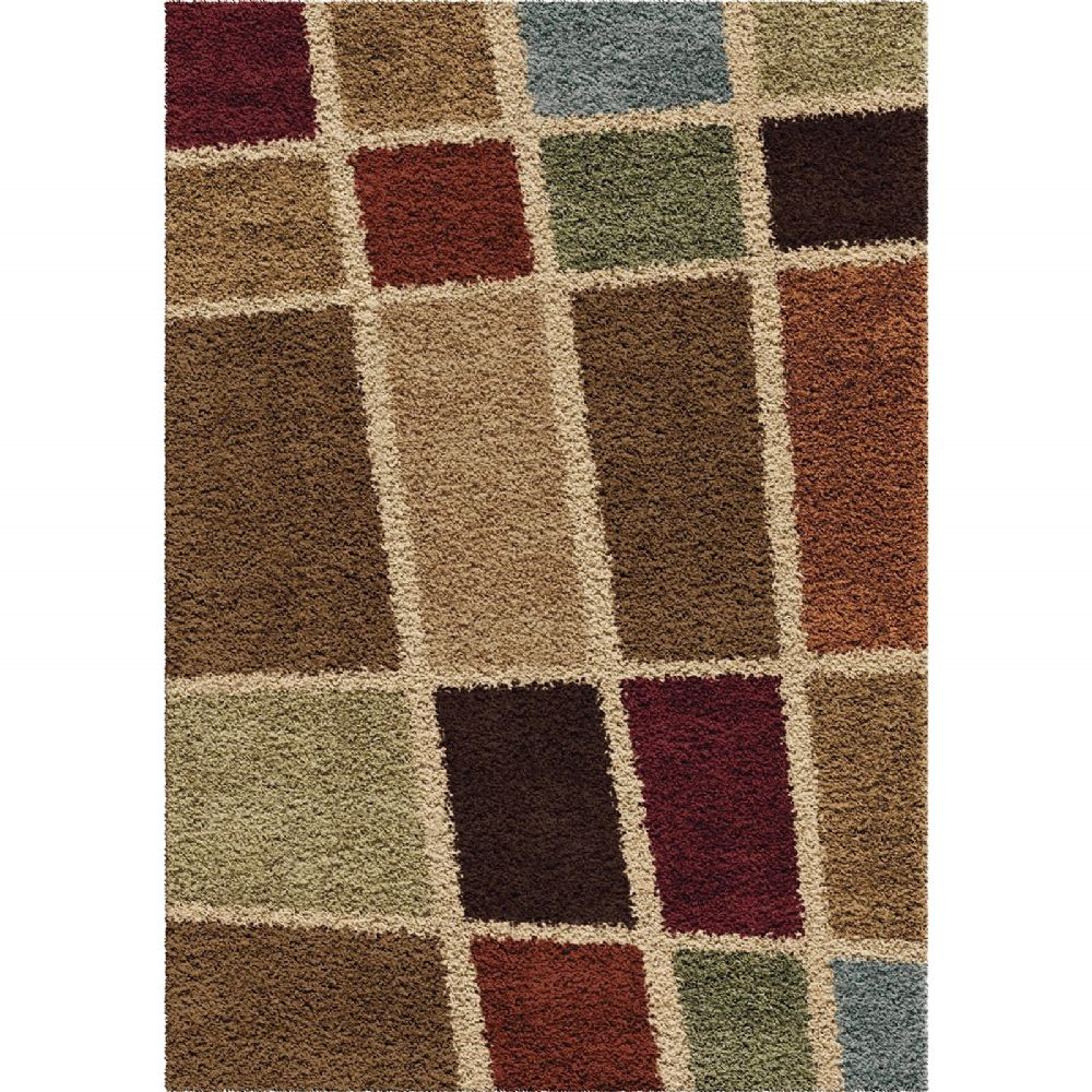 orian impressions shag contemporary area rug collection