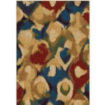 Orian Contemporary Mardis Gras Area Rug Collection