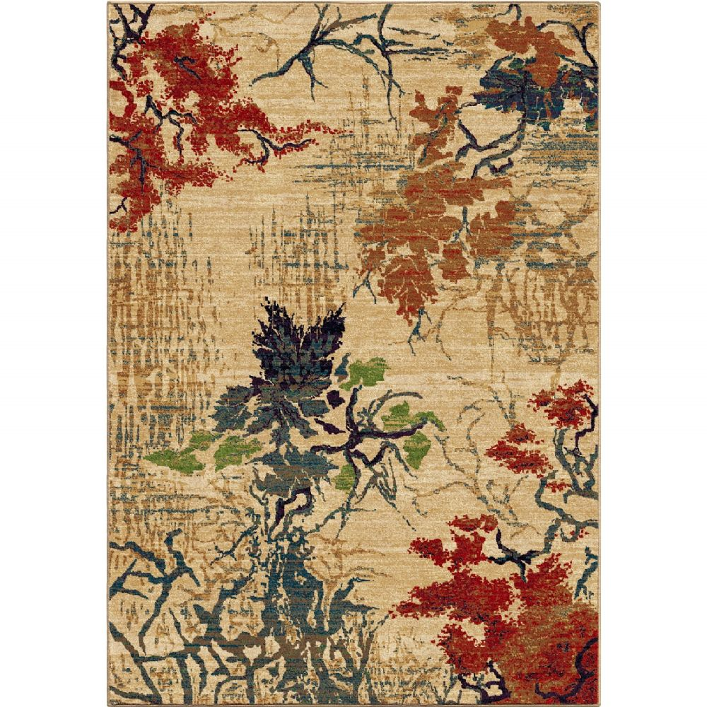 orian mardis gras country & floral area rug collection