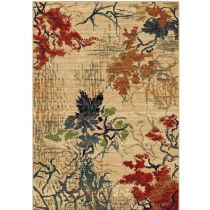Orian Country & Floral Mardis Gras Area Rug Collection