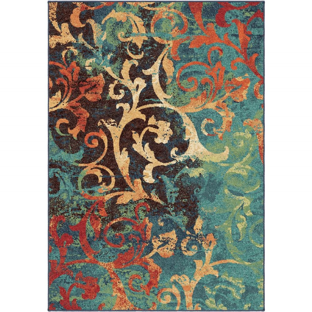 orian spoleto transitional area rug collection