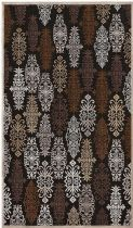 Orian Southwestern/Lodge Mardis Gras Area Rug Collection