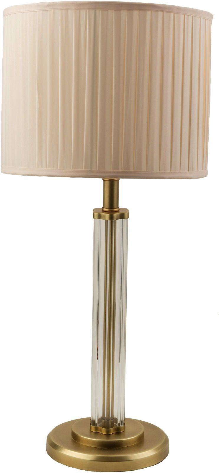 surya draper contemporary table lamp
