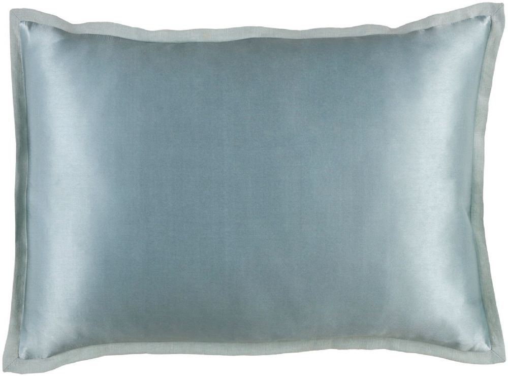 surya heiress solid/striped decorative pillow collection