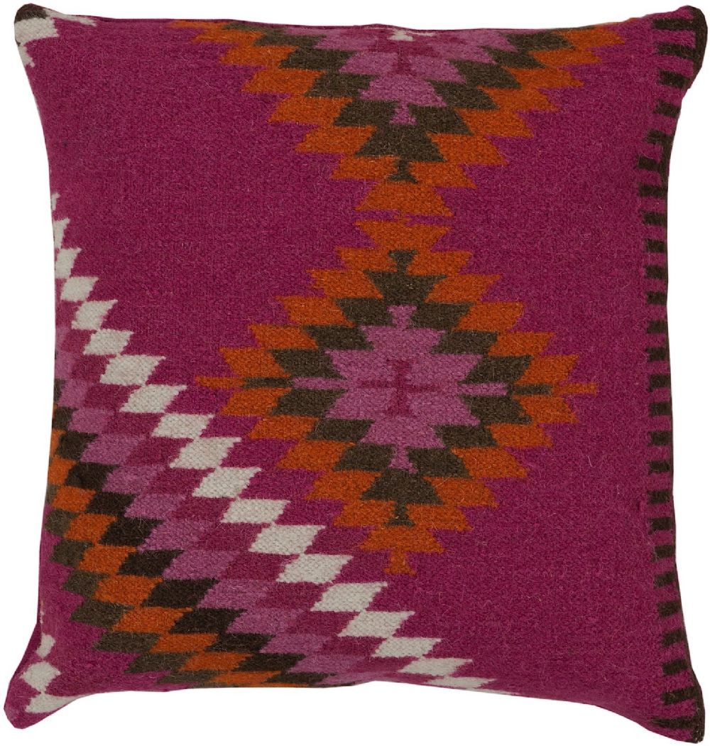 surya kilim southwestern/lodge decorative pillow collection