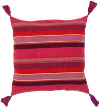 Surya Solid/Striped Stadda Stripe pillow Collection