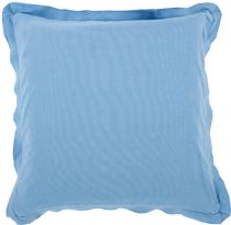Surya Solid/Striped Triple Flange pillow Collection