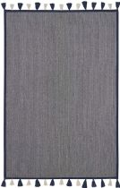 Nourison Solid/Striped Dws06 Otto Area Rug Collection