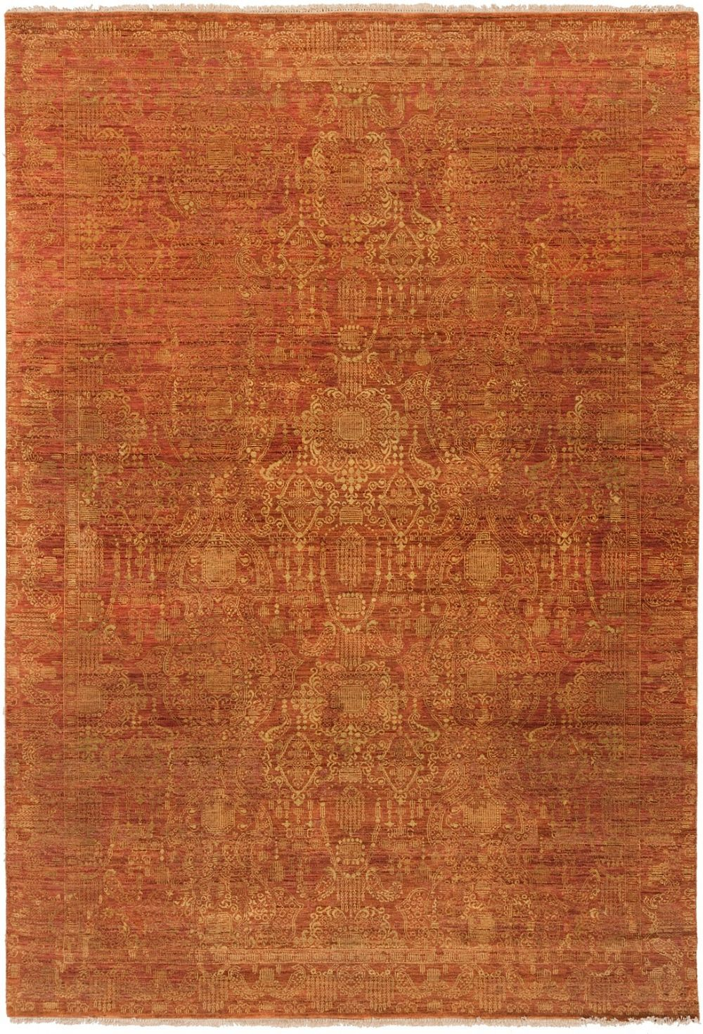 surya palace traditional area rug collection
